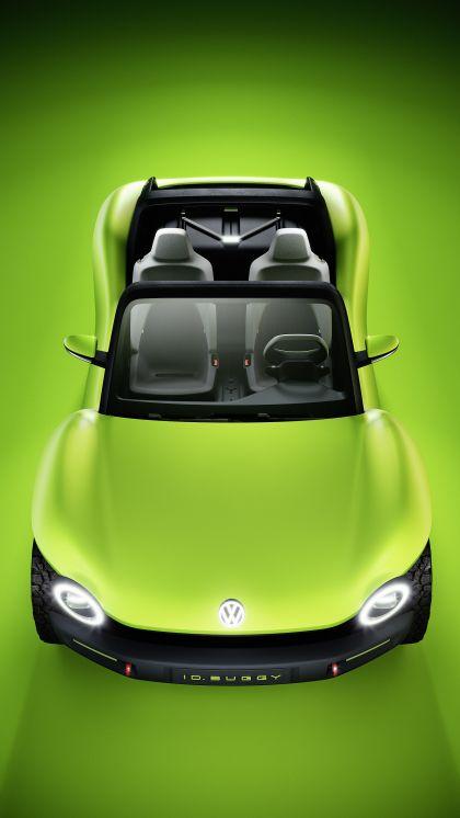 2019 Volkswagen ID Buggy concept 25