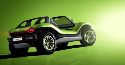 2019 Volkswagen ID Buggy concept 36