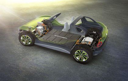 2019 Volkswagen ID Buggy concept 37