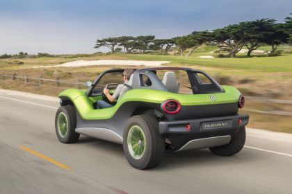 2019 Volkswagen ID Buggy concept 9