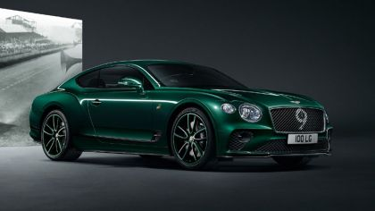 2019 Bentley Continental GT Number 9 Edition by Mulliner 8