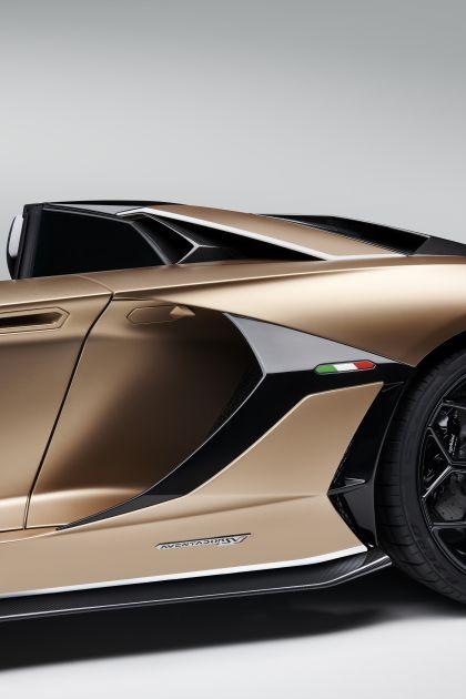 2019 Lamborghini Aventador SVJ roadster 11