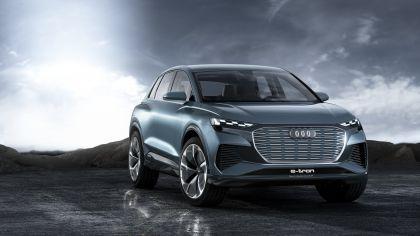2019 Audi Q4 e-tron concept 1