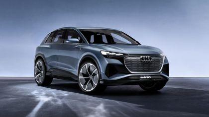 2019 Audi Q4 e-tron concept 5