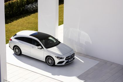 2019 Mercedes-Benz CLA Shooting Brake 29