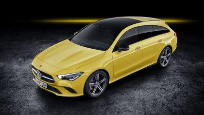2019 Mercedes-Benz CLA Shooting Brake 3