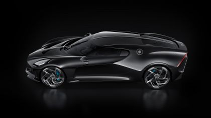 2019 Bugatti La Voiture Noire 8