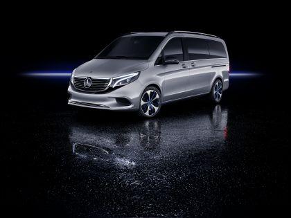 2019 Mercedes-Benz Concept EQV 1