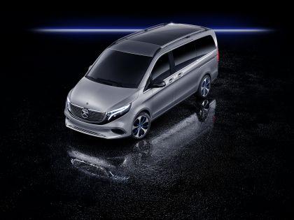 2019 Mercedes-Benz Concept EQV 4