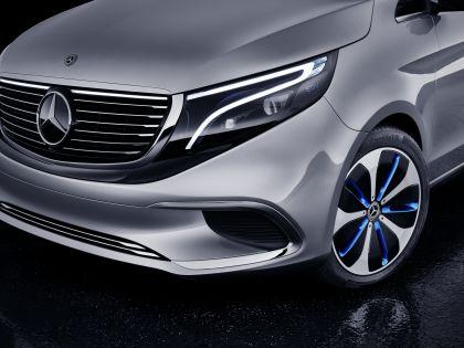 2019 Mercedes-Benz Concept EQV 5