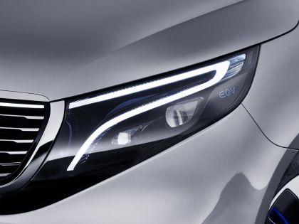 2019 Mercedes-Benz Concept EQV 6