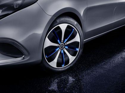 2019 Mercedes-Benz Concept EQV 7