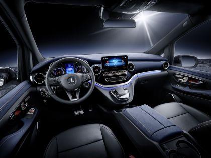 2019 Mercedes-Benz Concept EQV 8