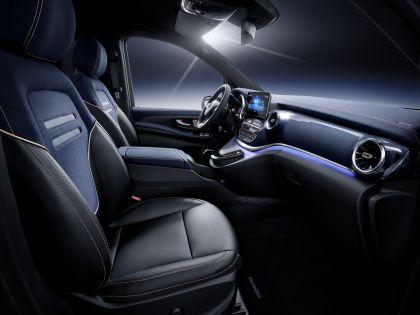 2019 Mercedes-Benz Concept EQV 10