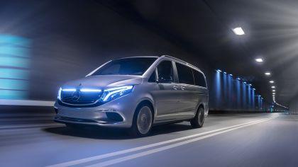 2019 Mercedes-Benz Concept EQV 13