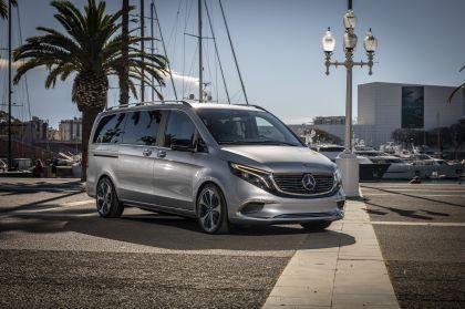 2019 Mercedes-Benz Concept EQV 14