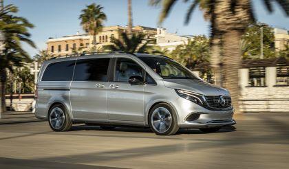 2019 Mercedes-Benz Concept EQV 20