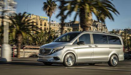 2019 Mercedes-Benz Concept EQV 21