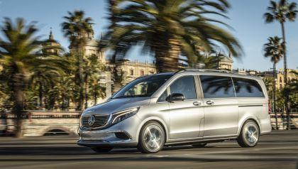 2019 Mercedes-Benz Concept EQV 23