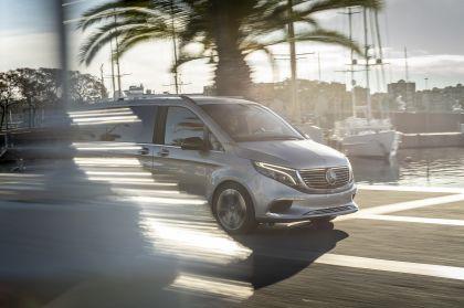 2019 Mercedes-Benz Concept EQV 25