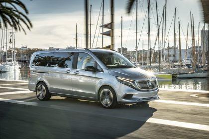 2019 Mercedes-Benz Concept EQV 26