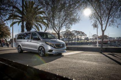 2019 Mercedes-Benz Concept EQV 28