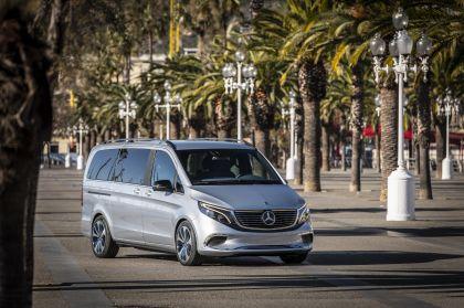 2019 Mercedes-Benz Concept EQV 29