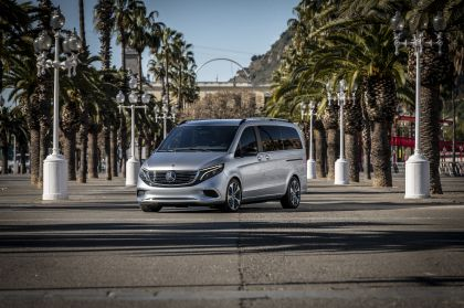2019 Mercedes-Benz Concept EQV 31