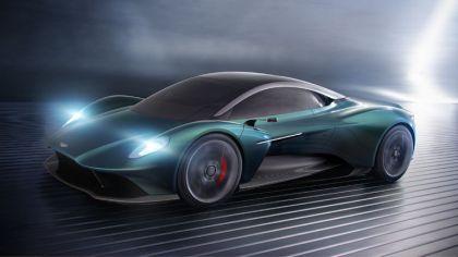 2019 Aston Martin Vanquish Vision concept 1