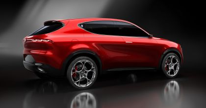 2019 Alfa Romeo Tonale concept 2