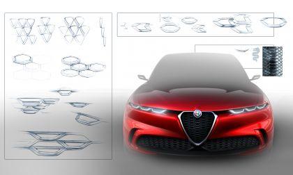 2019 Alfa Romeo Tonale concept 7