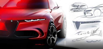 2019 Alfa Romeo Tonale concept 8