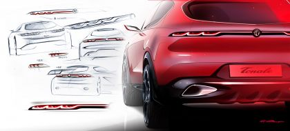 2019 Alfa Romeo Tonale concept 9