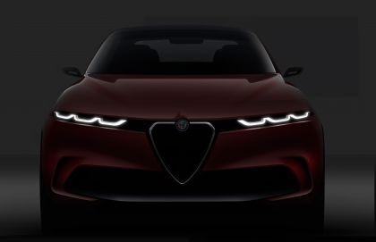 2019 Alfa Romeo Tonale concept 10