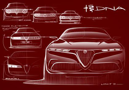 2019 Alfa Romeo Tonale concept 13