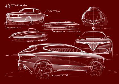 2019 Alfa Romeo Tonale concept 14
