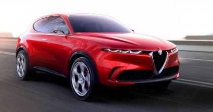 2019 Alfa Romeo Tonale concept 16