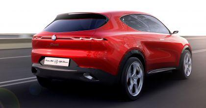 2019 Alfa Romeo Tonale concept 17