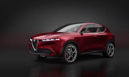 2019 Alfa Romeo Tonale concept 44
