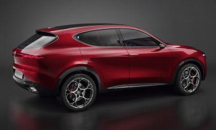 2019 Alfa Romeo Tonale concept 46