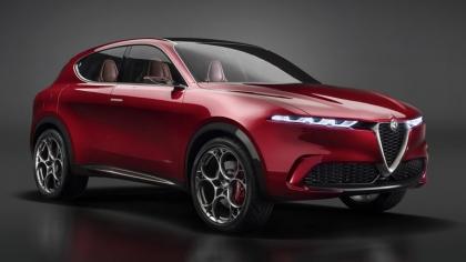 2019 Alfa Romeo Tonale concept 4