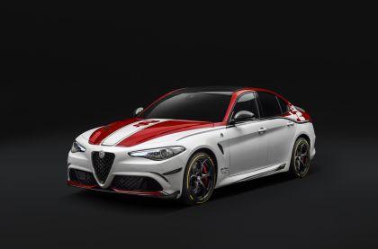 2019 Alfa Romeo Giulia Quadrifoglio Alfa Romeo Racing 1