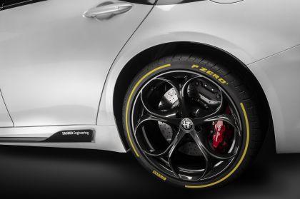 2019 Alfa Romeo Giulia Quadrifoglio Alfa Romeo Racing 9
