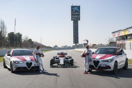2019 Alfa Romeo Giulia Quadrifoglio Alfa Romeo Racing 21