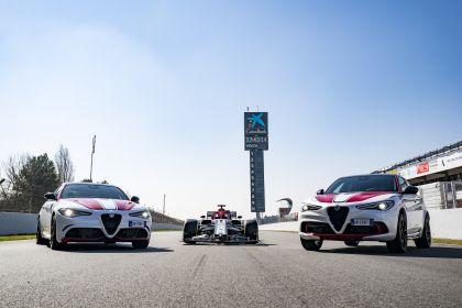 2019 Alfa Romeo Giulia Quadrifoglio Alfa Romeo Racing 22