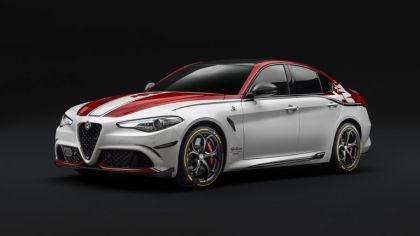 2019 Alfa Romeo Giulia Quadrifoglio Alfa Romeo Racing 5
