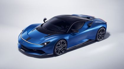 2019 Pininfarina Battista