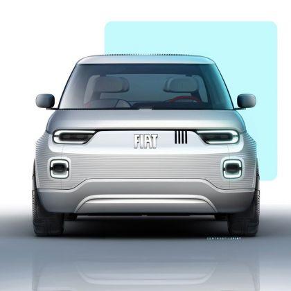 2019 Fiat Concept Centoventi 3