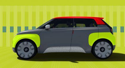 2019 Fiat Concept Centoventi 9
