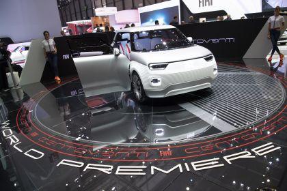 2019 Fiat Concept Centoventi 21